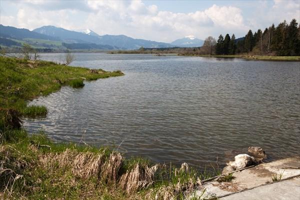 165.Озеро