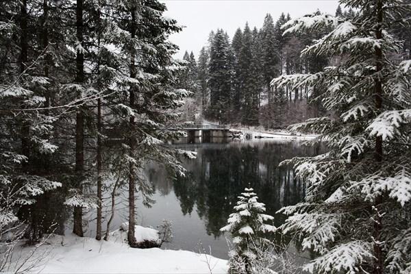 91.Озеро