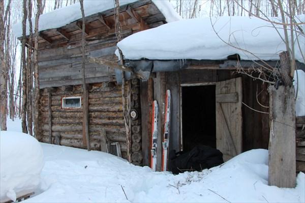 Горнолыжный приют 'Усть-Иртышский'