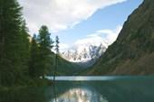 Шавлинское озеро.