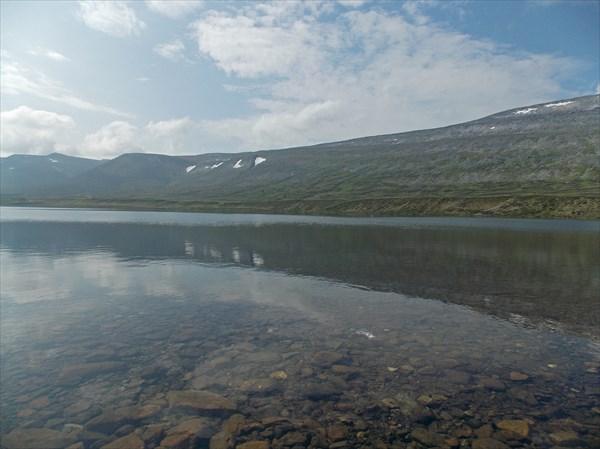 Озеро Большие Балбанты