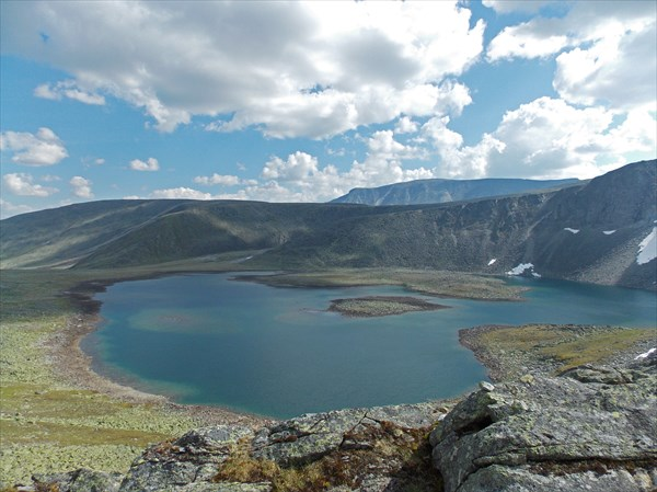 Озеро Бублик