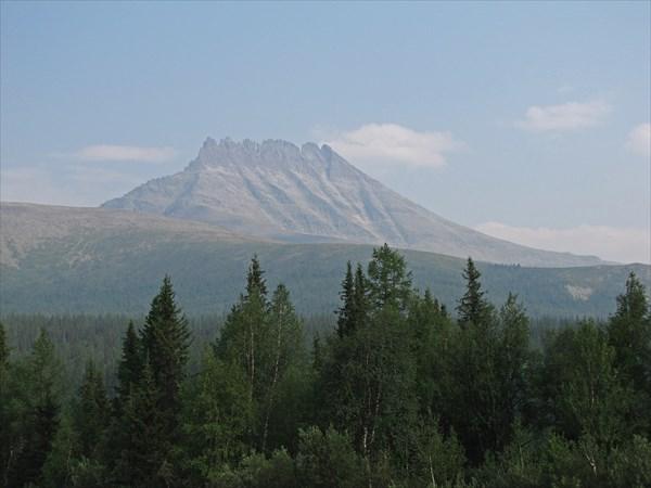 Гора Манарага