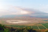 Панорама с горы Узун-Сырт