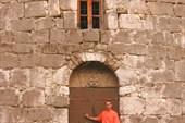 Средневековая часовня