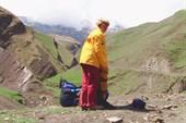 Одни в горах