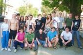 Команда в Симферополе
