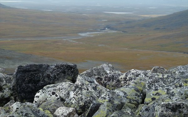 Долина Малой Лядхэйяхи
