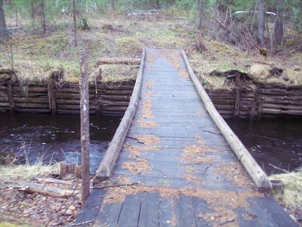 Мост на шл. Красный Яр