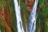 Водопад Cascades d`Ouzoud