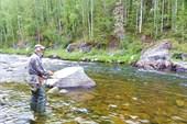 Рыбалка на Волье