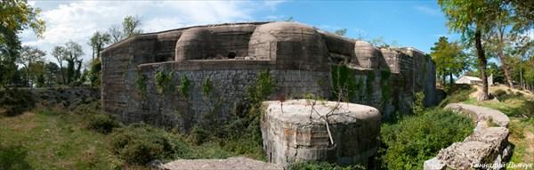 Австро-Венгерский форт