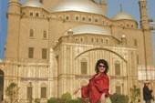 Около мечети Мухаммеда Али )