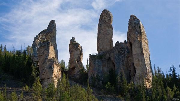 Ленские столбы