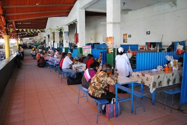 Кафешки на рынке