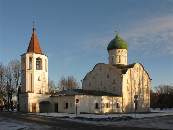 Церковь Фёдора Стратилата на Ручью 1361