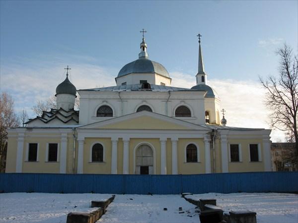 Церковь Никиты Мученика 1557