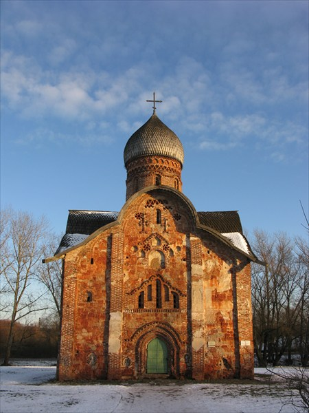 Церковь Петра и Павла в Кожевниках, 1406