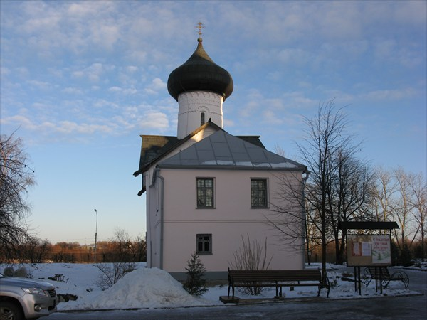 Церковь Симеона Богоприимца, 1467