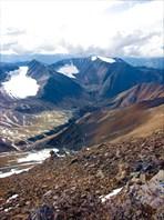 Маршрут к горе Палатка (Сунтар-Хаята). Автор: Александр Дерсу