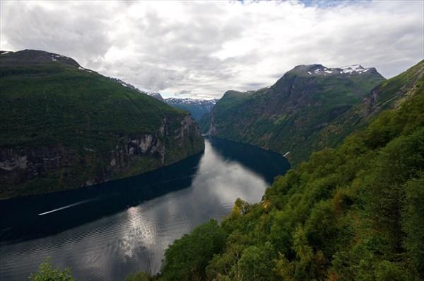 Гейрангерфъерд (Geirangerfjorden)