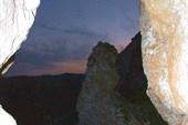 Снимок из пещеры Арарат.