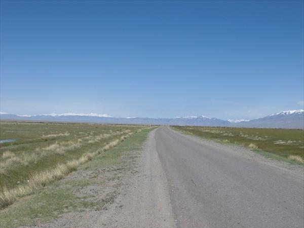 Впереди Монголия