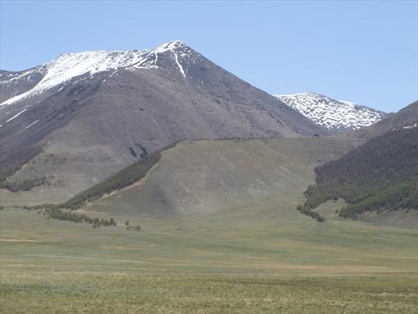 Виды долины Бугузуна