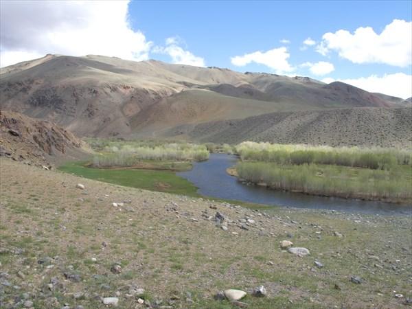 Река Моген-Бурен