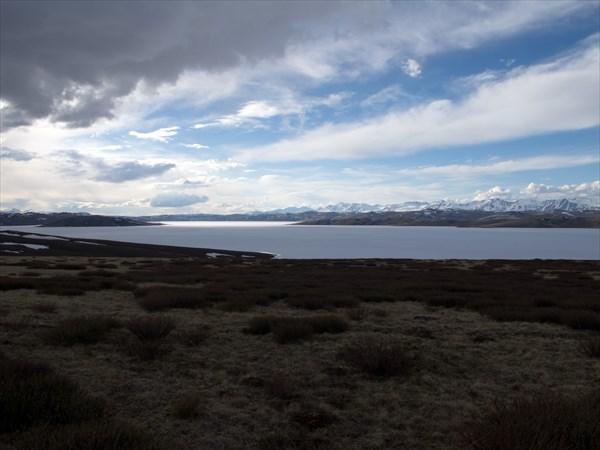 Озеро Хиндыктиг-Холь