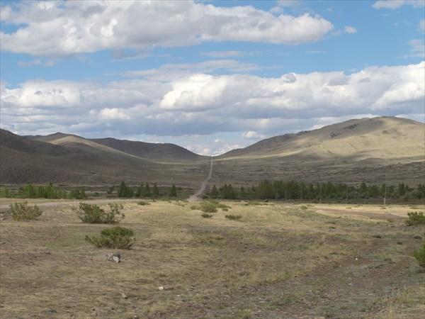 На перевал Орта-Турук