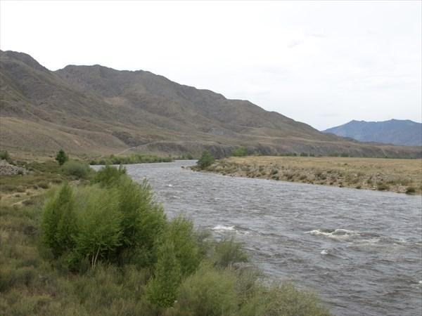 Река Алаш