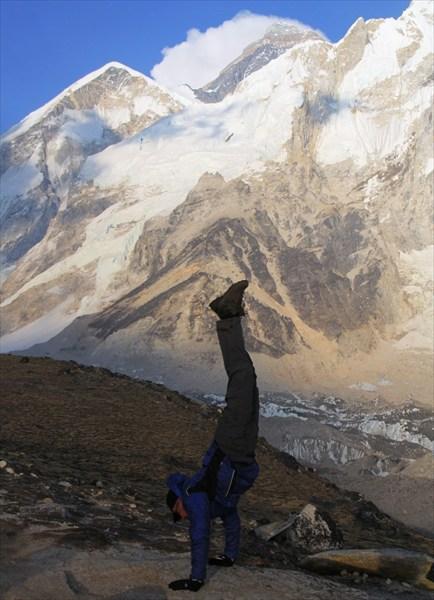 Непал, Эверест