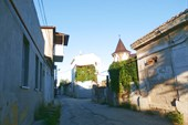 Старая улочка Евпатории