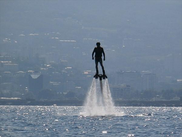 Мираж над Чёрным морем