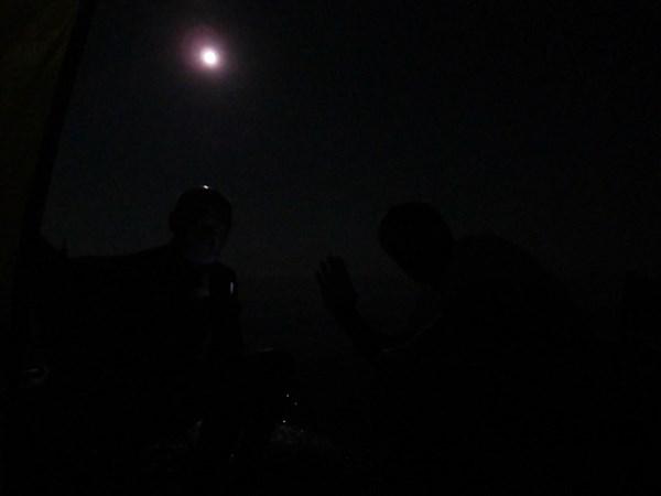 Ночь на Черноморском берегу...