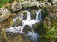 22. Водопад на Лямпе