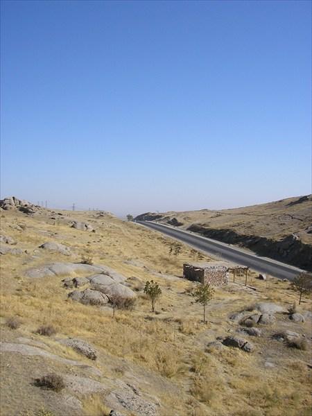 Дорога на Шахрисабз