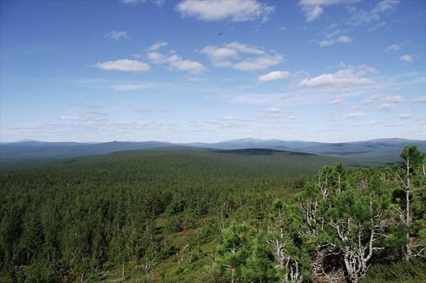 На северном склоне Маньпупунера