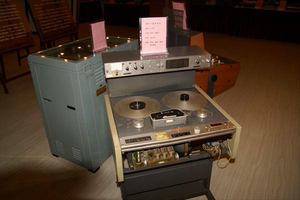 Далянь. Маленький музей японской техники в телецентре