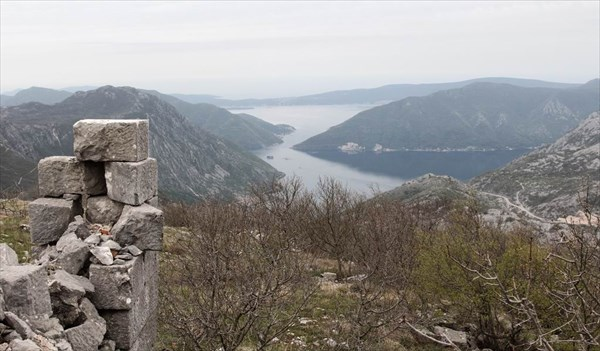 Крепость Ober (gornji Grkavac)