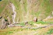 святилище Тербат Уастырджи в долине реки Льядон