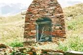 главная постройка святилища Тербат