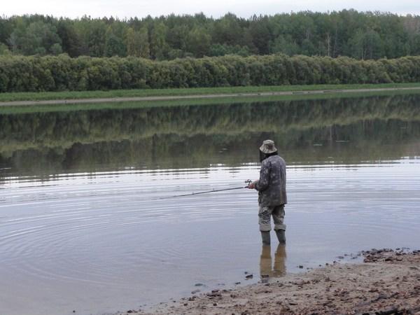 Рыбалка по штатному расписанию.