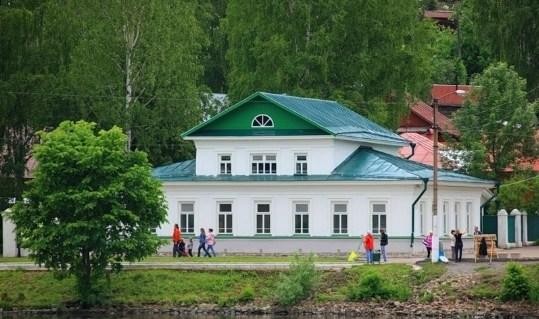 Дом И.И. Левитана