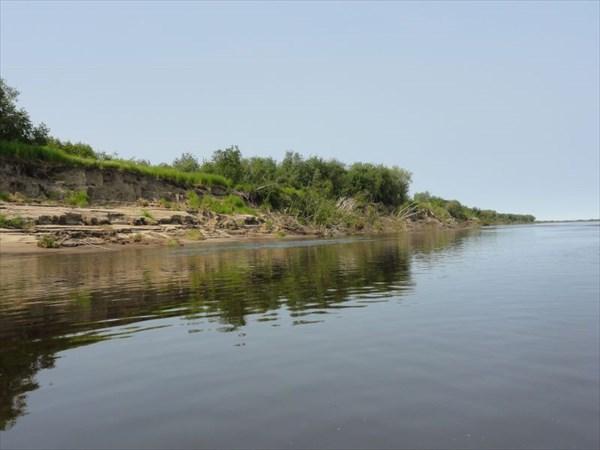 Протока Лабазский Шар
