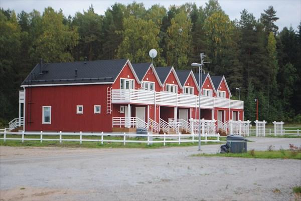 Финские домики