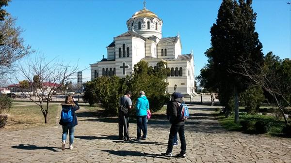 Храм в Херсонесе