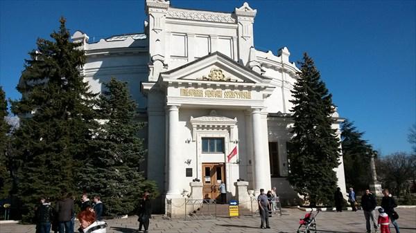 "Панарама ""Битва за Севастополь"""