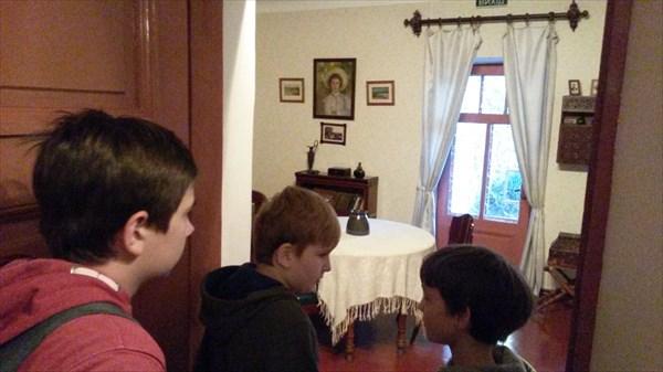 В доме-музее А.П.Чехова